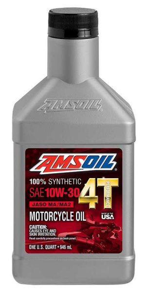 Amsoil Performance 10W-30 4T