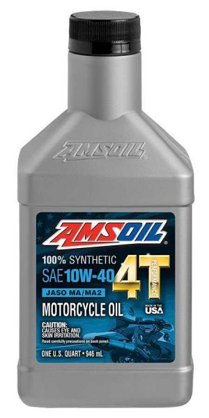 Amsoil Performance 10W-40 4T