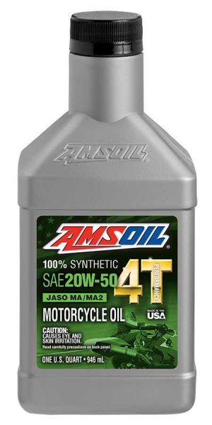 Amsoil Performance 20W-50 4T