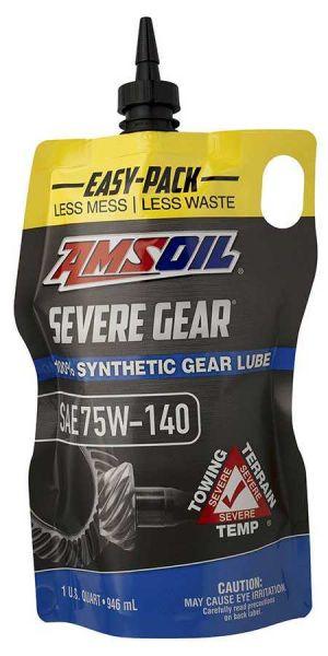 Amsoil Severe Gear 75W-140