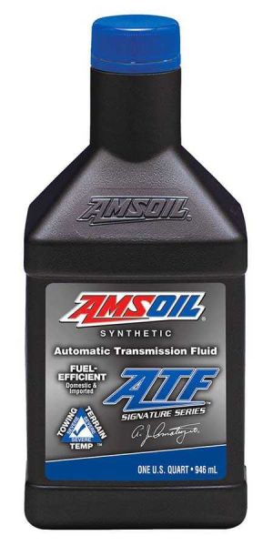 Amsoil Signature Series ATF