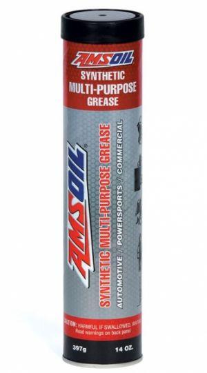 Многоцелевая смазка (кальциевый загуститель) Amsoil Synthetic Multi-Purpose Grease