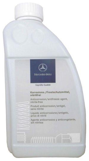 Mercedes Antifreeze