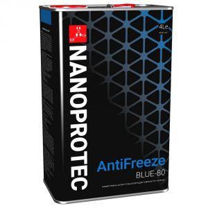 NANOPROTEC Antifreeze Blue -80