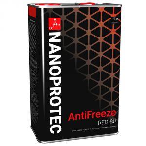 NANOPROTEC Antifreeze Red -80