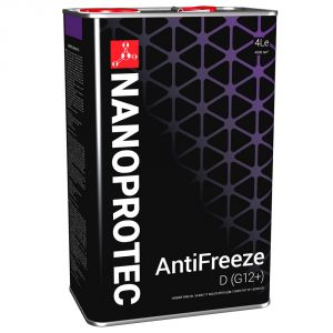 NANOPROTEC Antifreeze D (G12+)