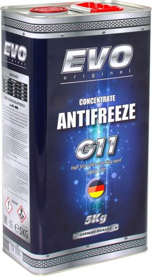 EVO Antifreeze G11 Concentrate
