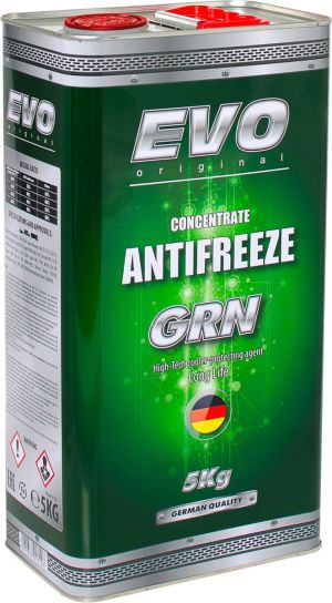EVO Antifreeze GRN Concentrate