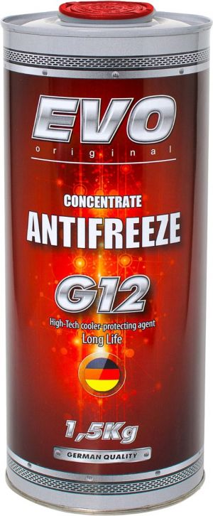 EVO Antifreeze G12 Concentrate