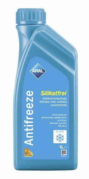 Aral Antifreeze Silikatfrei