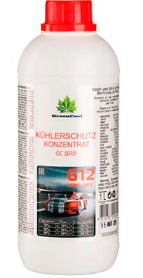 Greencool Antifreeze Concentrate GC 5010 (-70C, красный)