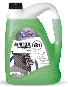 ВАМП Antifreeze G11 (-40С, зеленый)