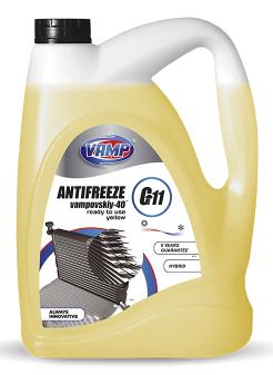ВАМП Antifreeze G11 (-40C, желтый)