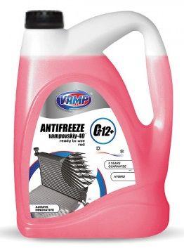 ВАМП Antifreeze G12+ (-40C, красный)
