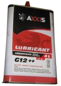 AXXIS Red G12+ (-80 C)