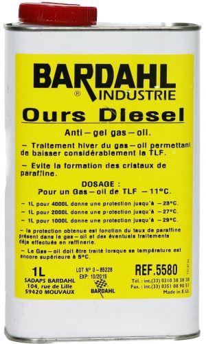 Антигель Bardahl Ours Diesel