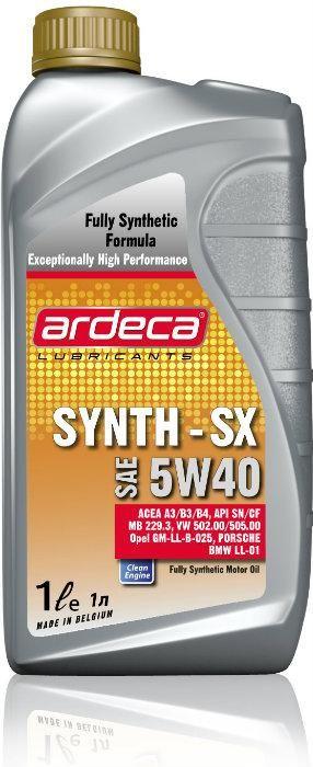 Ardeca  SYNTH SX 5W-40