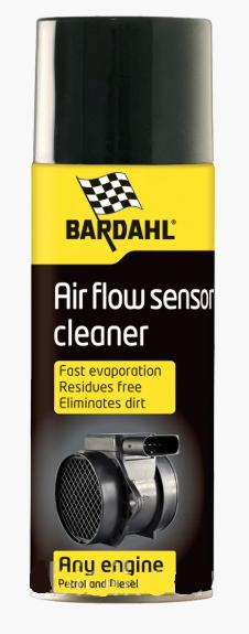 Очиститель датчика расходомера воздуха Bardahl Air Flow Sensor Cleaner