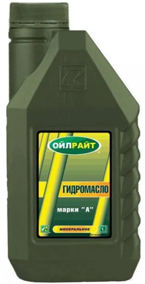 Oil Right Марка-А