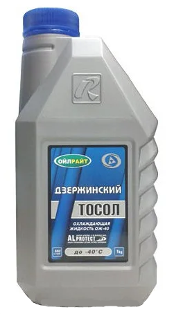 Oil Right Тосол Дзержинский