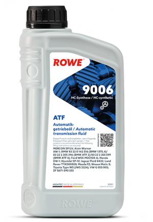Rowe Hightec ATF 9006