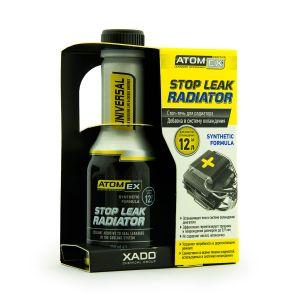 Стоп-течь системы охлаждения Xado Stop Leak Radiator
