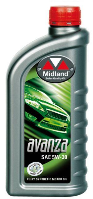 MIDLAND Avanza 5W-30