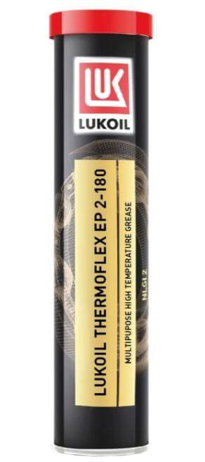 Многоцелевая смазка (литиевый загуститель) Lukoil Термофлекс EP 2-180
