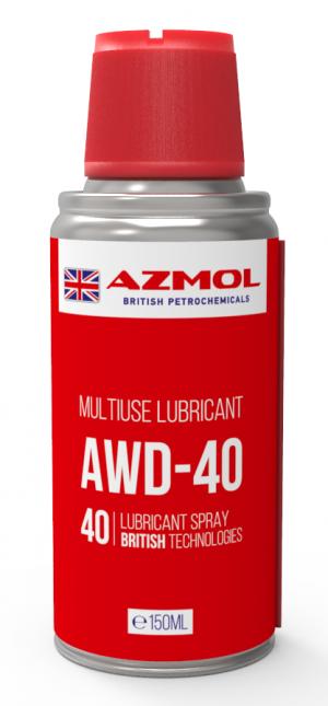 Смазка - спрей универсальная AZMOL AWD-40