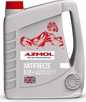 Azmol Antifreeze G12+ (-40C, красный)