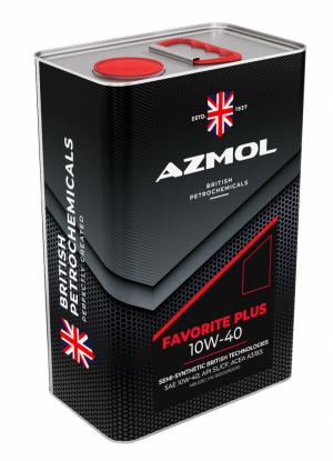 Azmol Favоrite Plus 10W-40