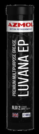 Многоцелевая смазка (литиевый загуститель) AZMOL Luvana EP