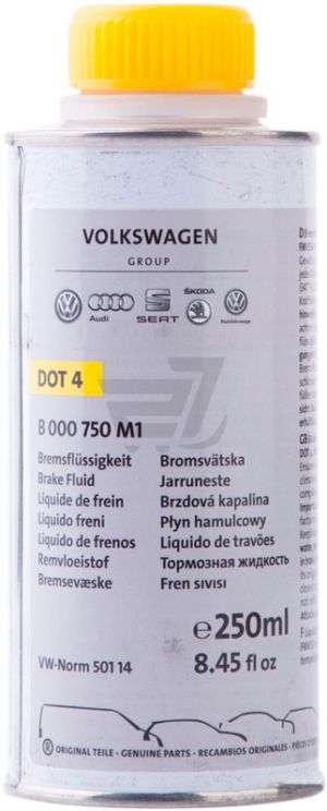 VAG Brake Fluid DOT-4