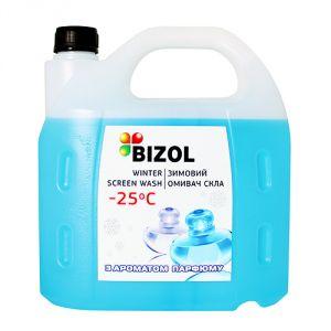 Зимний омыватель, аромат Парфюму - BIZOL WINTER SCREEN WASH -25C