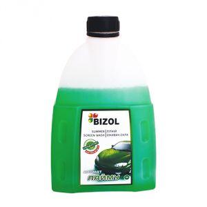 Летний омыватель, аромат Лайма (концентрат 1:3) - Bizol Summer Screen Wash 1:3