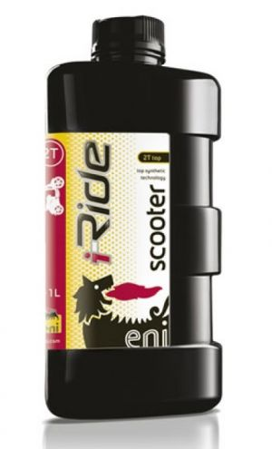 Eni I-Ride Scooter 2T Top