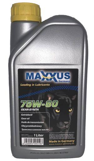 Maxxus Gear-Synth 75W-80