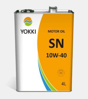 YOKKI 10W-40 SN/CF