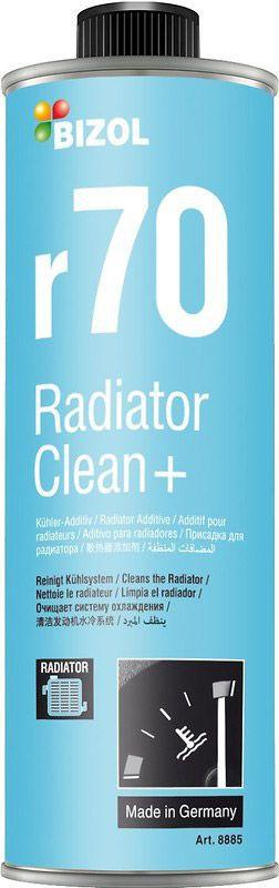 Средство для очистки системы охлаждения BIZOL Radiator Clean+ r70