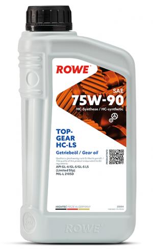Rowe Hightec Topgear HC-LS 75W-90