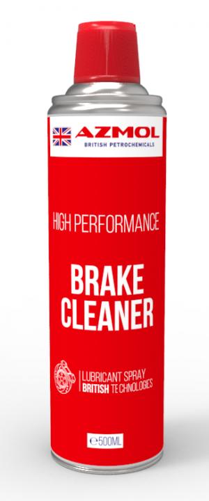 Очиститель тормозных механизмов Azmol Breake Cleaner