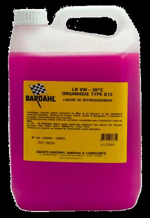 Bardahl VW Coolant (-30C, розовый)