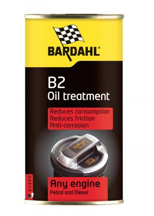 Антифрикционная присадка в моторное масло Bardahl N°2