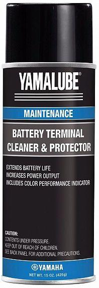 Очиститель - смазка для клемм и контактов Yamalube Battery Terminal Cleaner & Protector