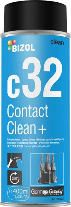 Очиститель - смазка для клемм и контактов Bizol Contact Cleaner