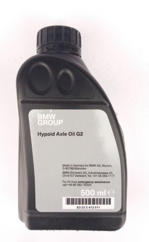 BMW Hypoid Axle Oil G2