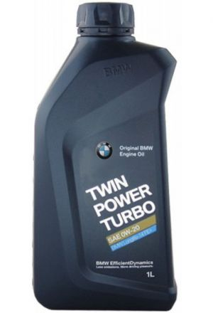 BMW Twin Power Turbo Longlife-14 FE+ 0W-20