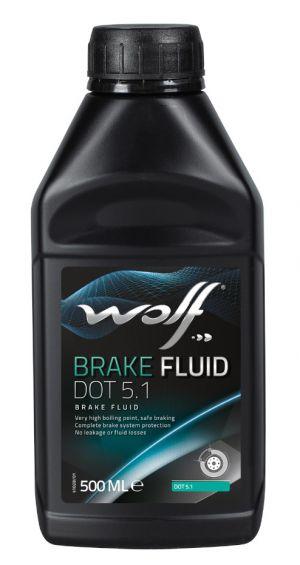 Wolf Brake Fluid DOT 5.1