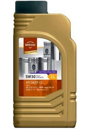 Brexol Ultra Plus GN 5W-30