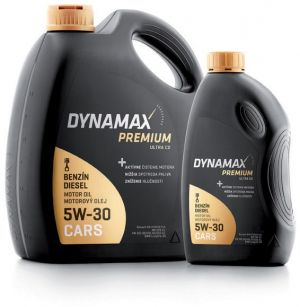 Dynamax Premium Ultra C2 5W-30